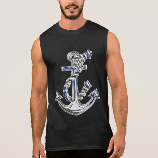Chrome Rope Anchor Sleeveless Shirt