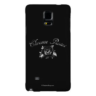 Chrome Roses Galaxy Note 4 Case