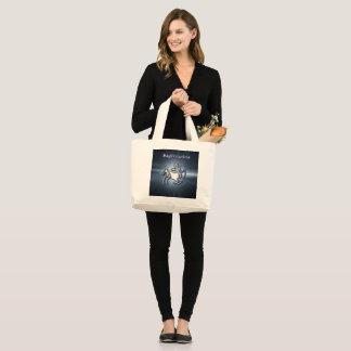 Chrome Sagittarius Large Tote Bag