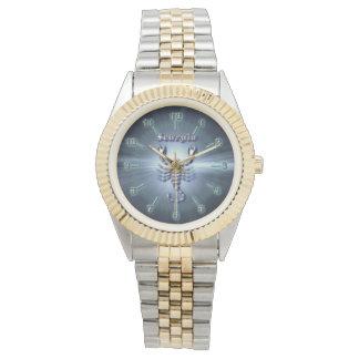 Chrome Scorpio Watch