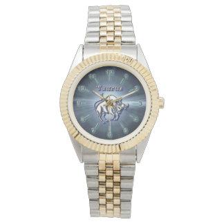 Chrome Taurus Watch