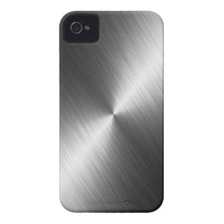Chrome Texture iPhone 4 Case
