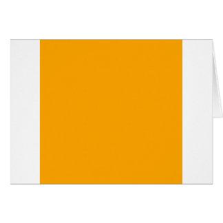 Chrome Yellow Card