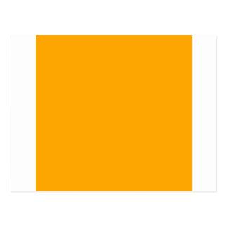 Chrome Yellow Postcard