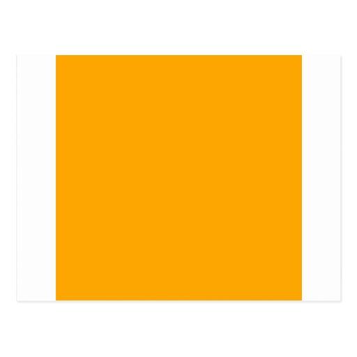 Chrome Yellow Postcards