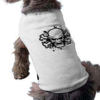 Chromeboy Splat Sleeveless Dog Shirt