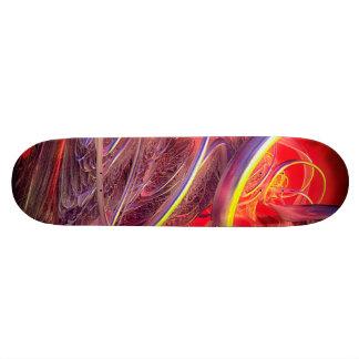 Chromed Pasta Skateboard