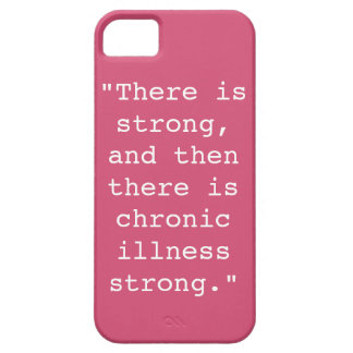 Chronic Illness Strong Phone Case