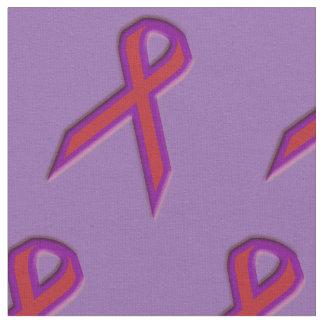 Chronic Migraine Awareness Ribbon - Fabric