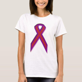 Chronic Migraine Awareness Ribbon - Tee