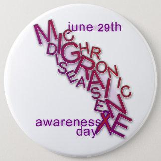 Chronic Migraine Disease - Word Scramble - Button