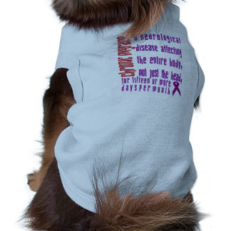 Chronic Migraine - Neurological Disease Doggy Tee