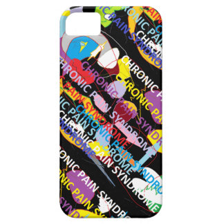 Chronic Pain Syndrome iPhone 5 Covers