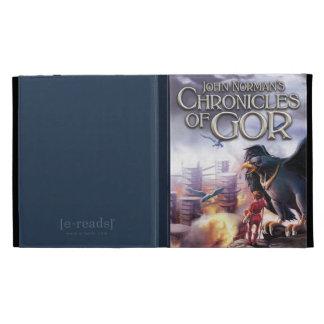 Chronicles of Gor - iPad Cover iPad Folio Cases