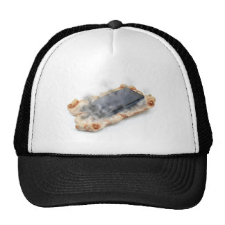 Chronology of communication trucker hat