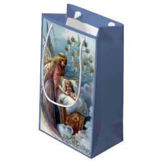 CHRSTMAS ANGEL GIFT BAG