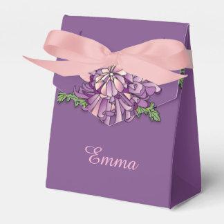 Chrysanthemum Favour Box