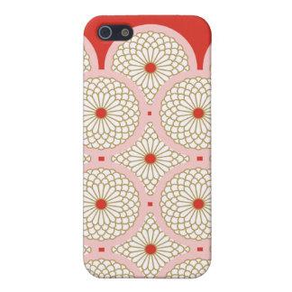 Chrysanthemum I iPhone 4 case