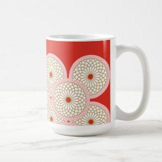 Chrysanthemum I Mugs