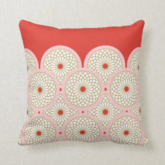 Chrysanthemum I Pillow
