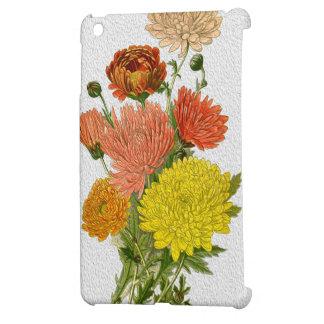Chrysanthemum iPad Mini Cases