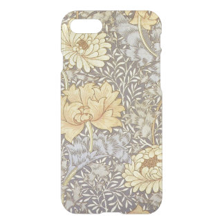 Chrysanthemum iPhone 7 Clear Case