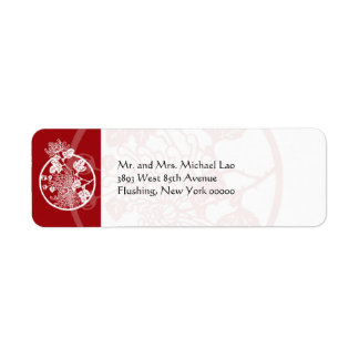 Chrysanthemum Label