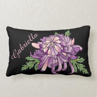 Chrysanthemum Lumbar Cushion