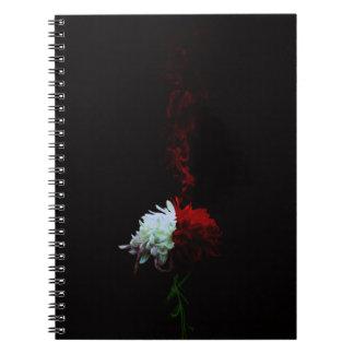 Chrysanthemum one 凛 - Chrysanthemum- Notebook
