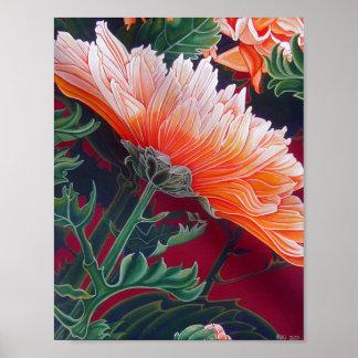 Chrysanthemum - Poster