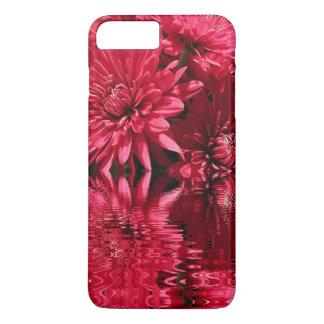 Chrysanthemum Reflections iPhone 7 Plus Cases