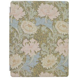 'Chrysanthemum' wallpaper, 1876 (wallpaper) iPad Cover