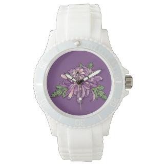 Chrysanthemum Watch