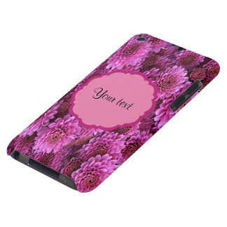 Chrysanthemums Barely There iPod Cases