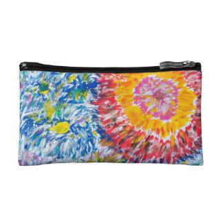 Chrysanthemums Cosmetic Bag - Original Artwork