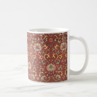 Chrysanthemums & Tendrils Mug