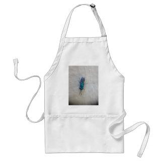 Chrysididae - cuckoo wasp standard apron