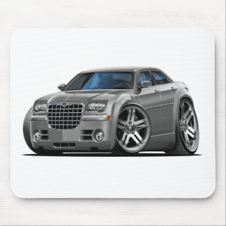 Chrysler 300 Grey Car Mouse Pad