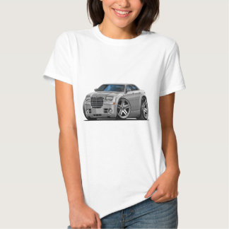 Chrysler 300 Silver Car T Shirts