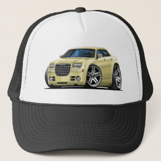 Chrysler 300 Tan Car Trucker Hat