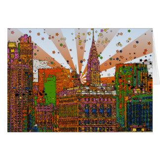 Chrysler Building #2 Card