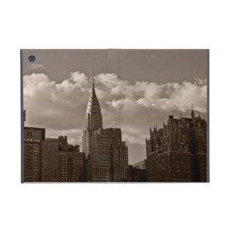 Chrysler Building and New York Skyline iPad Mini Covers