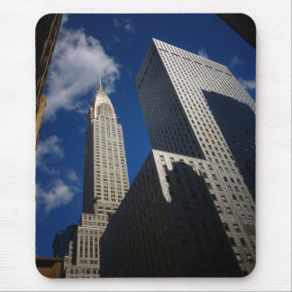 Chrysler Building and Socony Mobil Building, NYC Mouse Pad