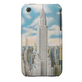Chrysler Building iPhone 3 Covers