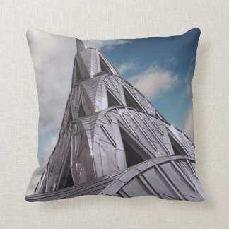 Chrysler Building Cushion