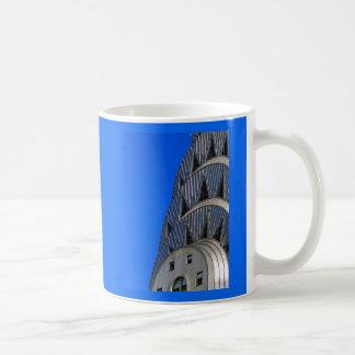 Chrysler Building Deco Basic White Mug