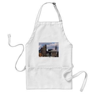 Chrysler Building, Flatiron Building, Sky House #1 Apron