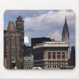 Chrysler Building, Flatiron Building, Sky House #1 Mouse Pads