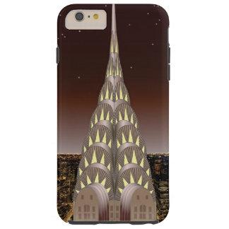 Chrysler Building iPhone 6/6S Plus Tough Case Tough iPhone 6 Plus Case
