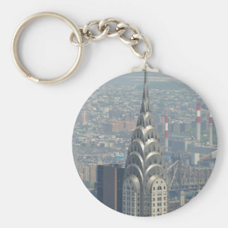 Chrysler Building Keychains